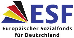 Logo des Europäischer Sozialfonds